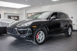 2012 Porsche Cayenne Turbo Garantie 2 ans/2years Warranty