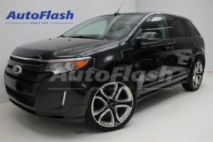 2014 Ford Edge Sport AWD/4x4 * Navigation * 3.7L V6 *