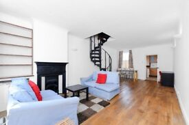 Terraced House – Three Bedrooms – Large Reception – Private Garden and Balcony - Available Now