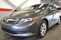 2012 Honda Civic LX 54$/SEMAINE