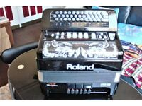 ROLAND FR18 accordion