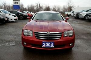 2004 Chrysler Crossfire **SPRING SPECIAL!** FULLY LOADED, EXTREM