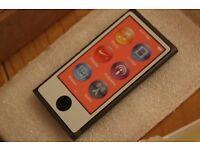 Brand new: Apple iPod nano 7th Generation Slate Colour (16GB) (Latest Model)