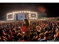 free isle of wight festival tickets in return for 4 hrs a day work over 5 days