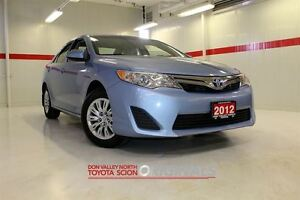 2012 Toyota CAMRY HYBRID LE DON VALLEY NORTH ORIGINAL