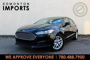 2015 Ford FUSION SE | CERTIFIED | $106 B/W