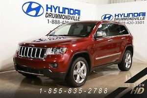 2012 Jeep Grand Cherokee 5.7L + LIMITED + 4X4 + CRUISE ADAPT + M