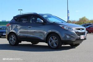 2015 Hyundai Tucson GLS! AWD! SUNROOF! WARRANTY!