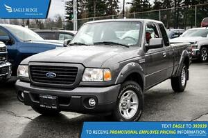 2009 Ford Ranger Sport CD Player and AM/FM Radio