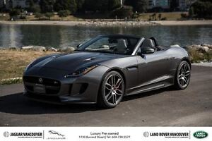 2016 Jaguar F-Type Convertible R AWD