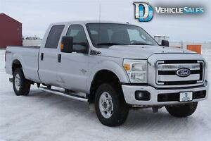 2011 Ford F-250 XLT, DIESEL, COMMAND START, LONG BOX