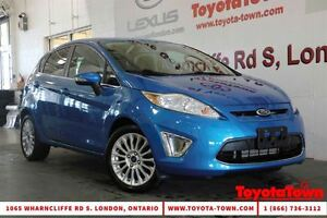 2013 Ford Fiesta TITANIUM MOONROOF ALLOYS REMOTE START