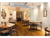 Bartender | Michelin Star Restaurant | £9.50ph