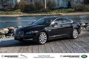 2014 Jaguar XF 3.0L V6 AWD