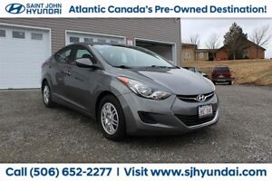 2013 Hyundai Elantra GL! Heated Seats! A/C! LOW KMS!