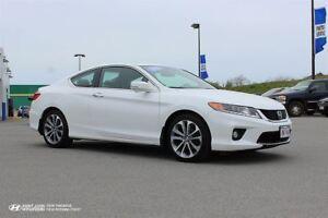 2015 Honda Accord EX-L! NAV! LOADED! V6! COUPE! $175BI-WEEKLY!