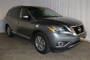 2015 Nissan Pathfinder SL AWD WITH LEATHER & MOONROOF