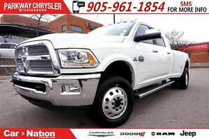 2017 Ram 3500 LONGHORN| 4X4| BRAND-NEW| FULLY LOADED|