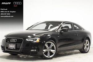 2013 Audi A5 2.0T Prem Tip qtro Cpe