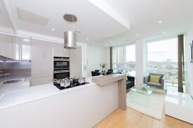 FURNISHED LUXURY SPACIOUS APARTMENT - HUGE PRIVATE TERRACE 2 BEDROOMS HOLLAND PARK SHEPHARDS BUSH