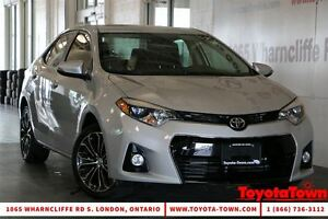 2014 Toyota Corolla FULLY LOADED SPORT TECH PACKAGE LEATHER NAV