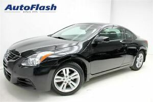 2010 Nissan Altima 2.5 S * Coupe * Cuir/Leather * Toit/Sunroof *