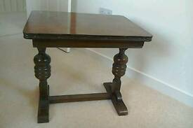 Antique side/ coffee table.