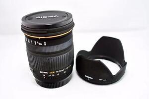 Sigma 18-50mm f2.8 EX DC Macro / for Minolta AF D Sony Alpha