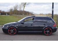 GT-TDI MK4 GOLF - 150BHP 6 speed DIESEL. Roccaro Seats MOT JAN 2017 - £2K ono
