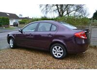 Low mileage, one owner (lady - obviously) from new - immaculate (car not lady!)