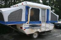 2007 Tent Trailer (pop up) MODEL  1707 StarCraft