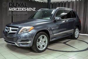 2015 Mercedes-Benz GLK-Class VRAI CUIR+GPS+TOIT PANORAMIQUE