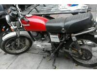 200cc Kawasaki z