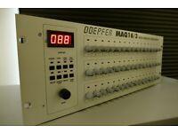 Doepfer MAQ 16/3 Sequencer MIDI CV/GATE Eurorack - Kraftwerk designed