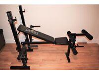 *** EVERLAST HEAVY DUTY EXERCISE BENCH - £75 ***