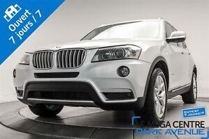 2014 BMW X3 xDrive28i * PROMO PNEUS D'HIVER * CAMÉRA TOIT PANO