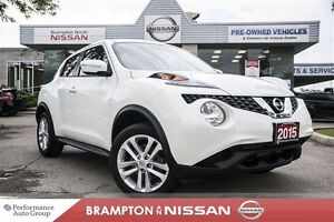 2015 Nissan Juke SV *Bluetooth|Rear view monitor*