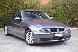 2008 BMW 320i Executive MY08 Auto Sedan Graphite Grey 82,000km Blackburn Whitehorse Area Preview
