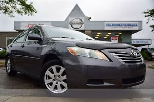 2007 Toyota CAMRY HYBRID *Leather,Sunroof,Heated Seats*