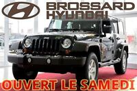 2010 Jeep WRANGLER UNLIMITED ISLANDER EDITION AUTOMATIQUE PNEUS