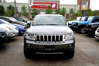 2012 Jeep Grand Cherokee Overland CERTIFIED & E-TESTED!