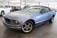 2005 Ford Mustang 2D Convertible