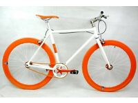 Brand new NOLOGO Aluminium single speed fixed gear fixie bike/ road bike/ bicycles 11s