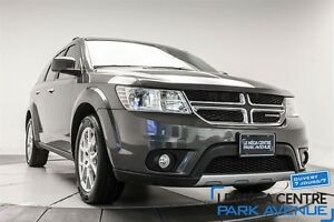 2015 Dodge Journey R/T * CUIR, CAMÉRA, PARKING SENSORS