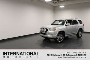 2013 Toyota 4Runner LIMITED! LOADED! NAVI! 7 PASSENGER!