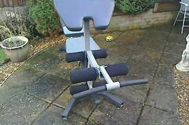 Maxxus weights bench