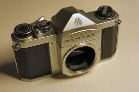 PENTAX S1a 35mm SLR CAMERA