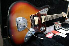 Fender Jaguar Kurt Cobain Guitar