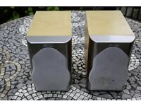 Mission M50 bookshelf speakers - pair