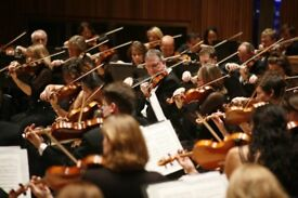 2 London Philharmonic Orchestra tickets- Norwich - Tonight